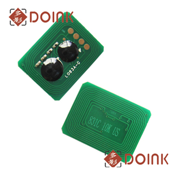 20pcs 44318612 44318611 44318610 44318609 PAR OKI C710 C711 chip 974