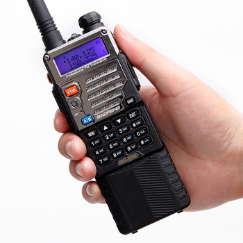 BaoFeng UV-5RE 8W Walkie Talkie liela Jauda, CB Ham Radio 3800mah Akumulatora 10km garš diapazons VHF/UHF Dual Band UV5RE divvirzienu Radio 149765