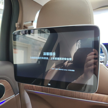 Wifi Bluetooth Android 9.0 Auto TV Monitors Mercedes W176 W177 W204 W205 W212 W213 W221 BR470 rear Seat Entertainment Sistēma